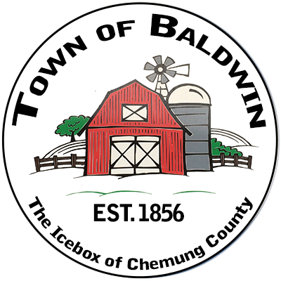Town of Baldwin NY ...Chemung County Finger Lakes Region of New York State